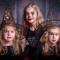 sesje halloweenowe