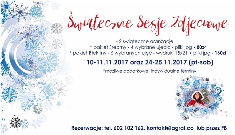 sesje świąteczne 2017